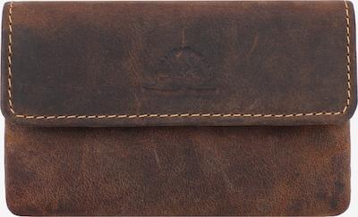 GREENBURRY Porte-clés en marron, Vue avec produit