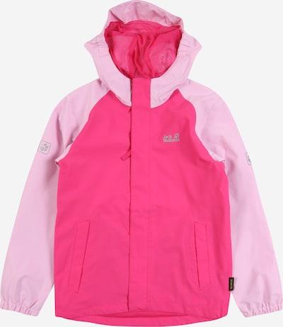 JACK WOLFSKIN Jacke 'TUCAN JACKET KIDS' in pink, Produktansicht