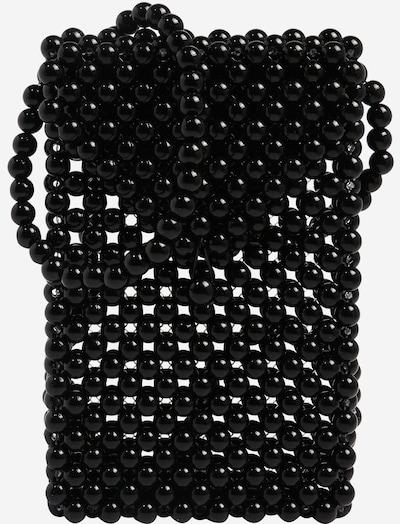 OBJECT Torba na ramię 'LINE PEARL BAG 108' w kolorze czarnym, Podgląd produktu