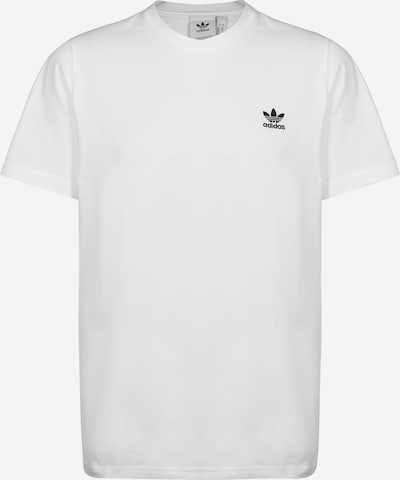 ADIDAS ORIGINALS Shirt 'Essential' in schwarz / weiß, Produktansicht