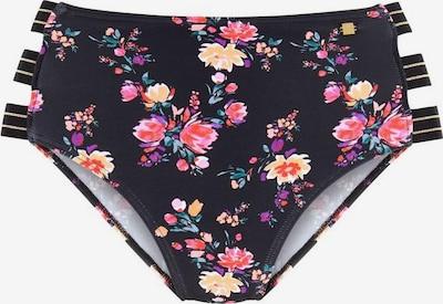 JETTE Bas de bikini en noir, Vue avec produit