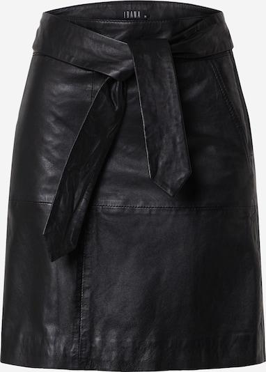 Ibana Jupe en noir, Vue avec produit