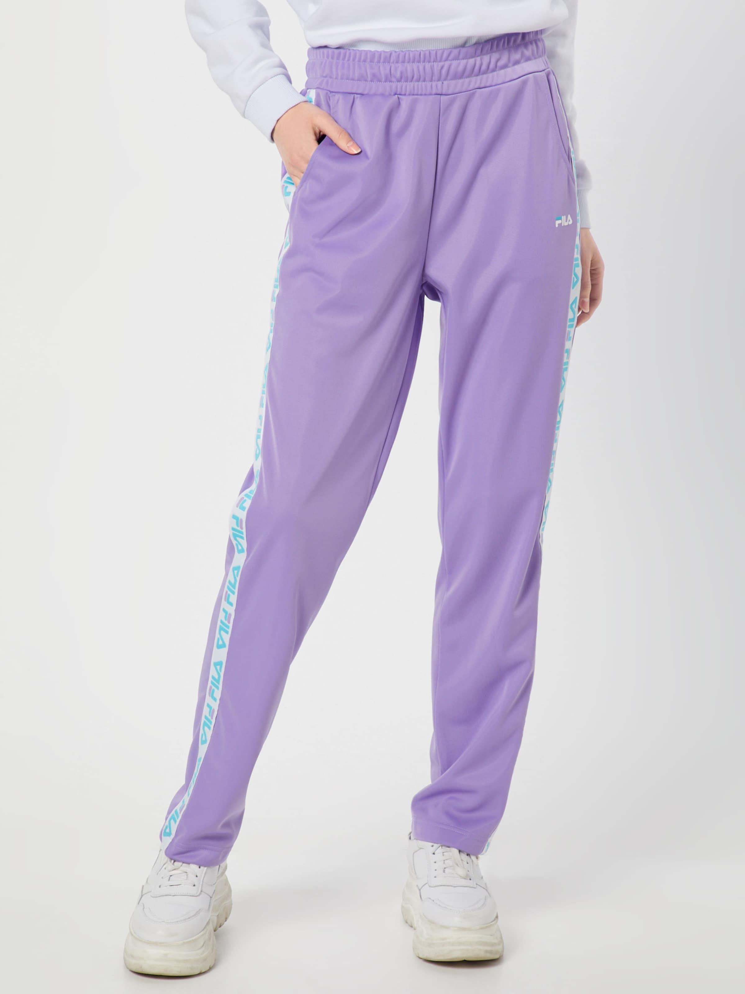 Fila 'strap Pantalon Pants' En Track Lilas wP0n8Ok