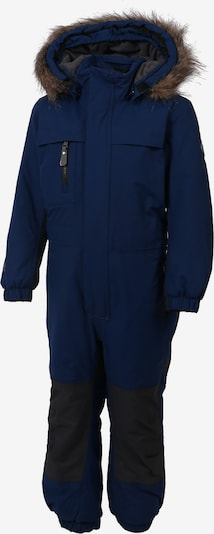 COLOR KIDS Schneeanzug 'Kito' in blau / dunkelblau, Produktansicht