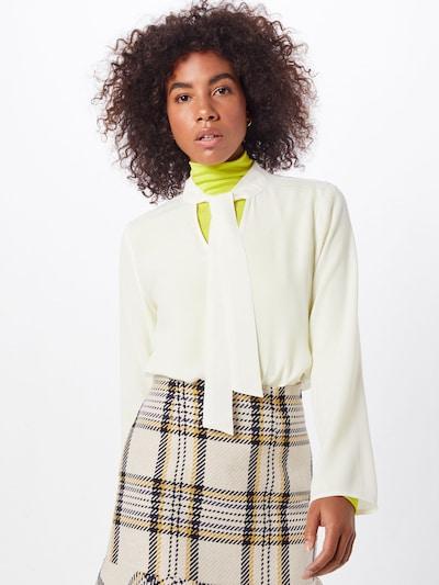 ONLY Bluse 'BELUCI' in weiß, Modelansicht