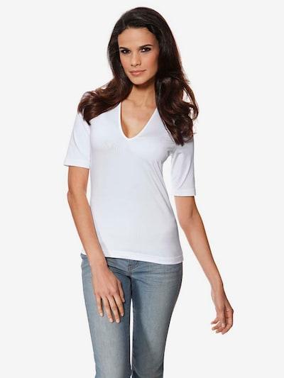 Ashley Brooke by heine Majica u bijela: Prednji pogled