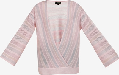 myMo at night Pullover in gold / pink / silber, Produktansicht