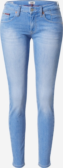 Tommy Jeans Teksapüksid 'Scarlet' sinine denim: Eestvaade