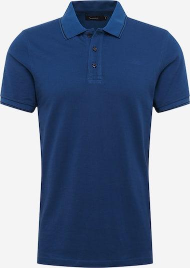 Matinique T-Shirt 'MApoleo DS Clean Pique' en bleu fumé, Vue avec produit