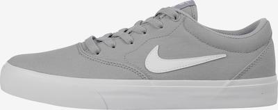Nike SB Sneaker 'Charge' in grau / weiß, Produktansicht