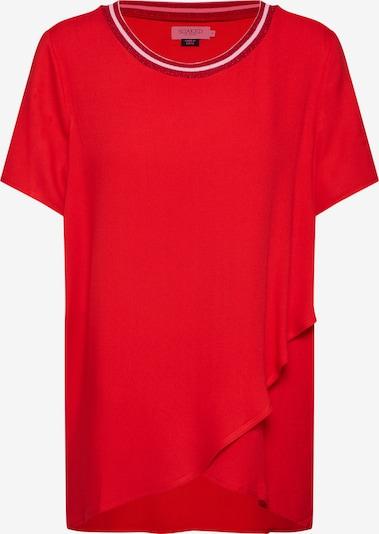 SOAKED IN LUXURY Shirt 'Kristy' in kirschrot, Produktansicht