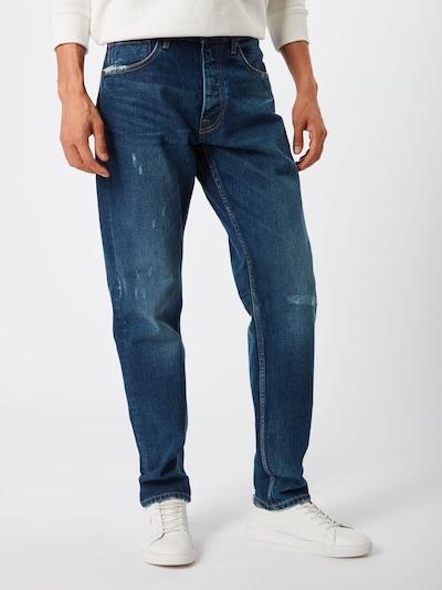 Džinsai 'CALLEN' iš Pepe Jeans , spalva - tamsiai (džinso) mėlyna: Vaizdas iš priekio