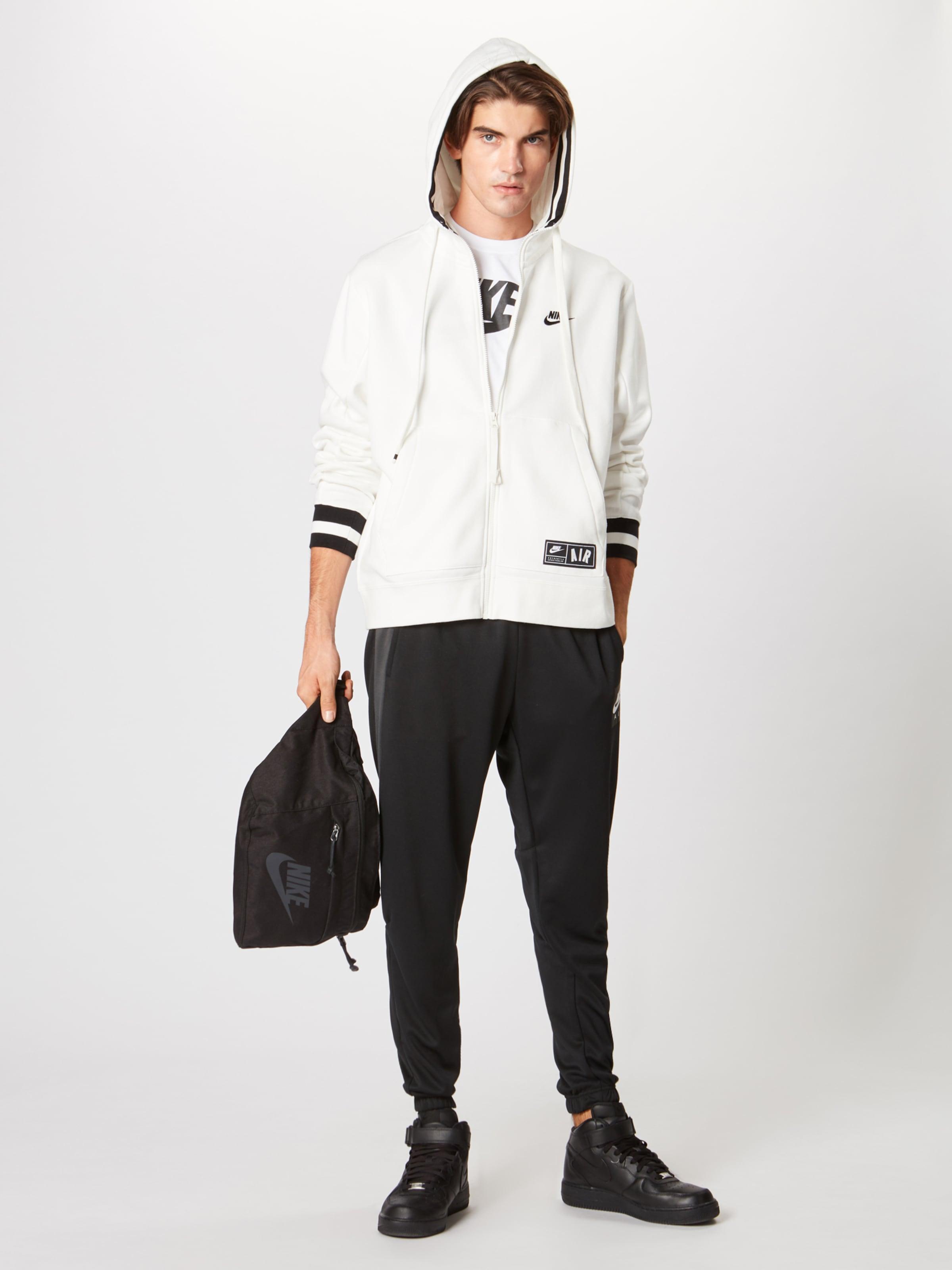 Veste Nike En De NoirBlanc Sportswear Survêtement trxQdBsCh