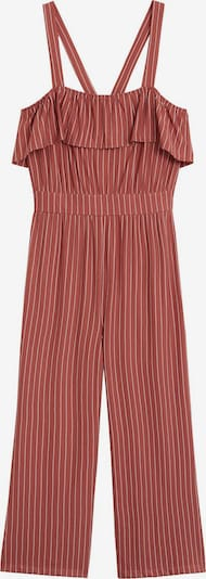 MANGO Overall in rot, Produktansicht