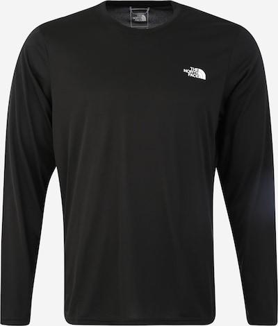 THE NORTH FACE Funktionsshirt 'Reaxion Amp' in schwarz, Produktansicht