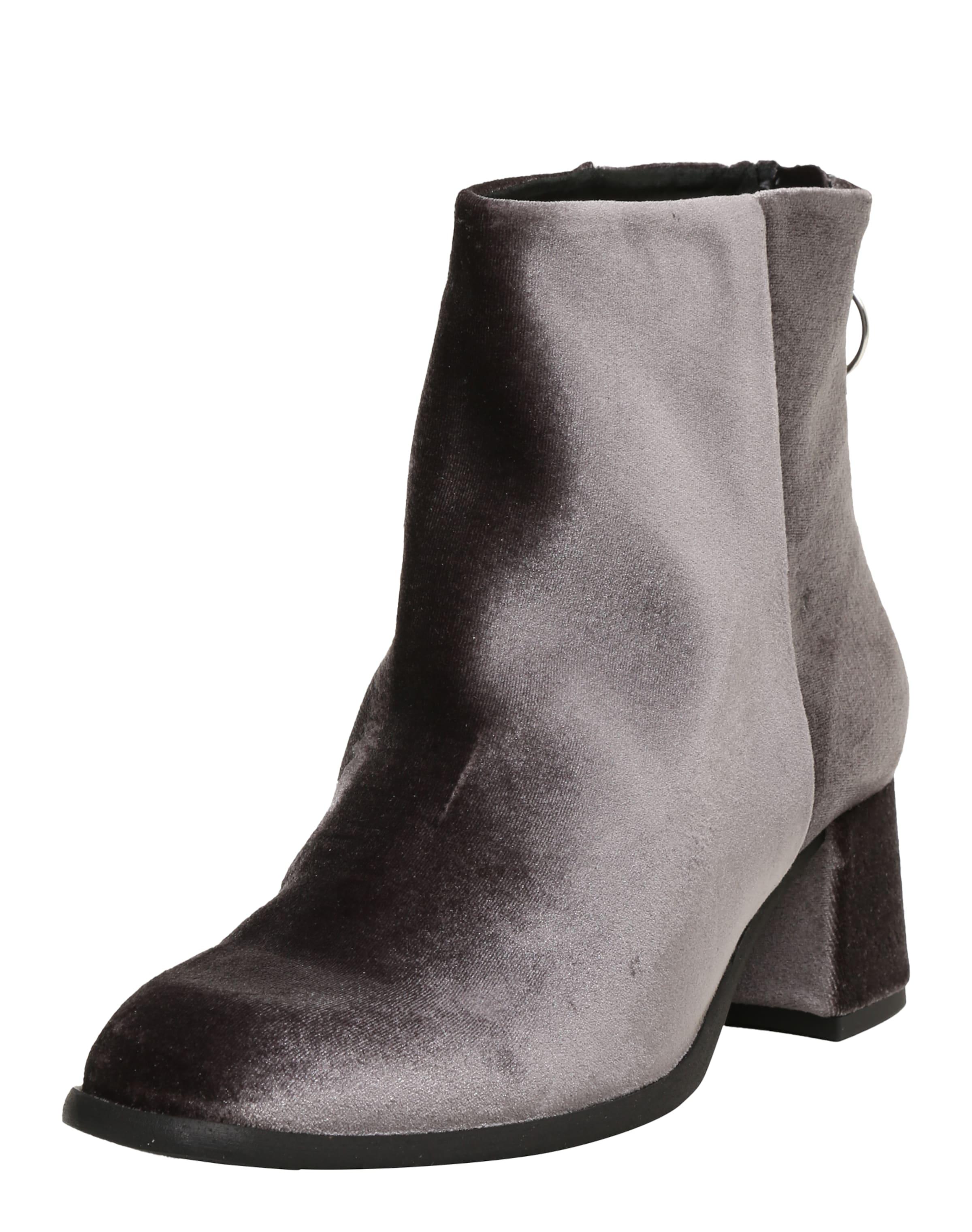 PAVEMENT Stiefelette Aura Velour Verschleißfeste billige Schuhe