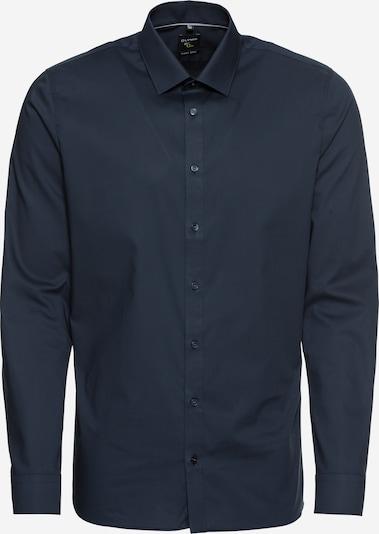 OLYMP Hemd 'No. 6 Uni Pop' in marine, Produktansicht