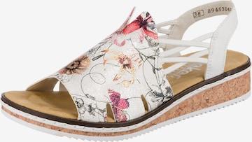 RIEKER Sandals in White