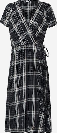 GAP Šaty 'MIDI WRP DRS - PLAID' - čierna, Produkt