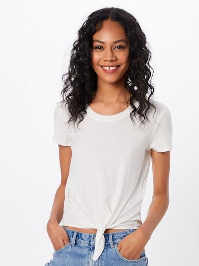 ONLY Shirt 'Arli' in weiß: Frontalansicht