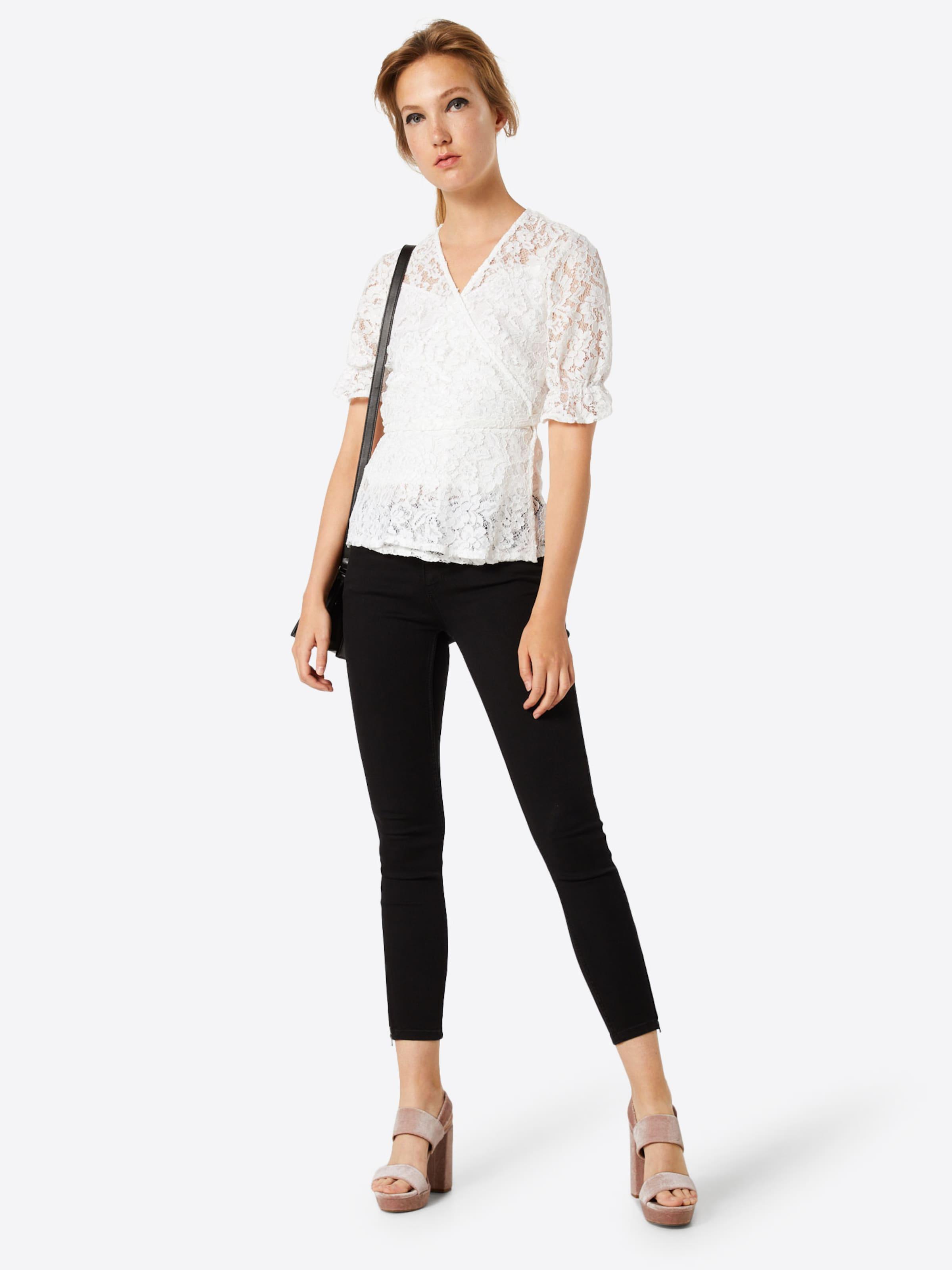 Blanc 'dione' Fashion En Union Chemisier wOZlPkXiuT