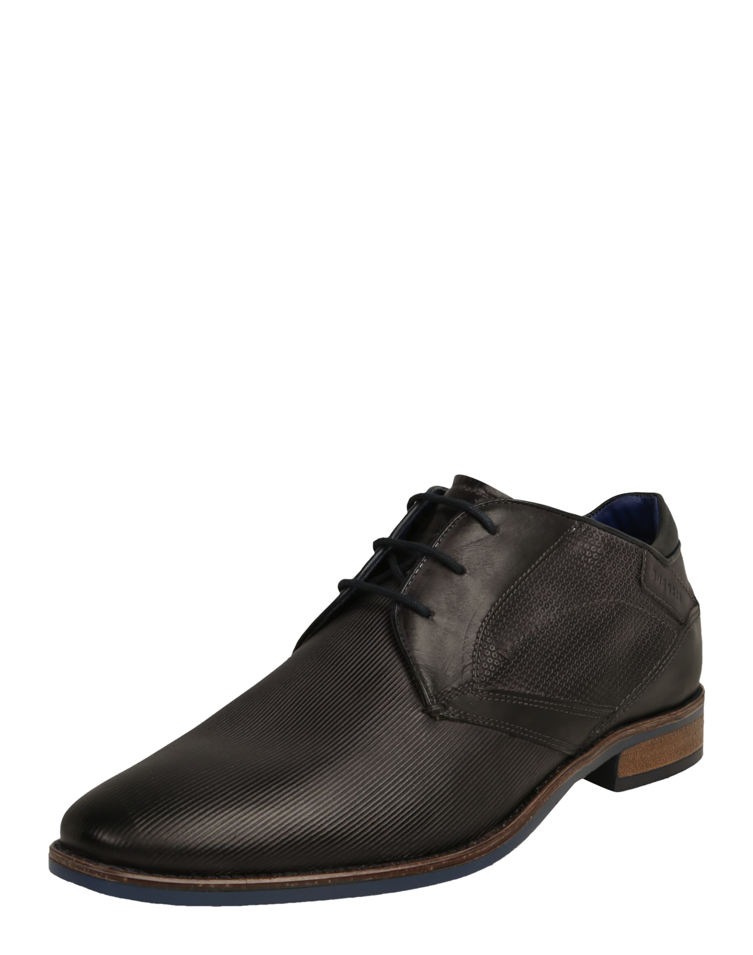 bugatti Leder-Schnürschuhe Günstige und langlebige Schuhe
