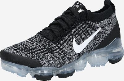 NIKE Sneaker 'W AIR VAPORMAX FLYKNIT 3' in schwarz / silber / weiß, Produktansicht