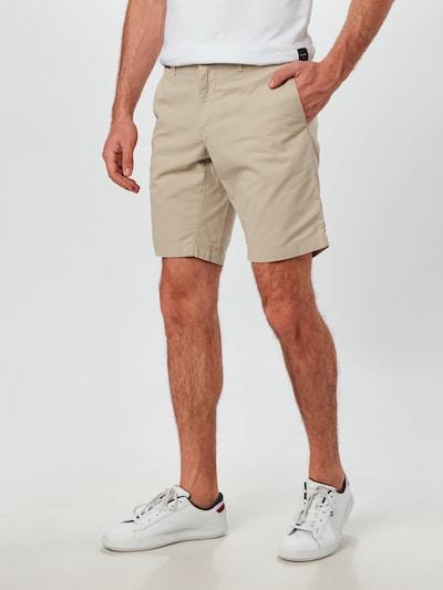 TOMMY HILFIGER Shorts in beige, Modelansicht