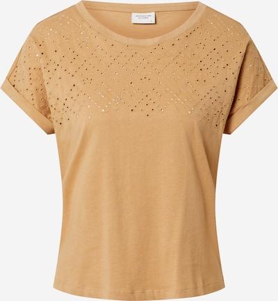 JACQUELINE de YONG Shirt 'Nora' in dunkelbeige, Produktansicht
