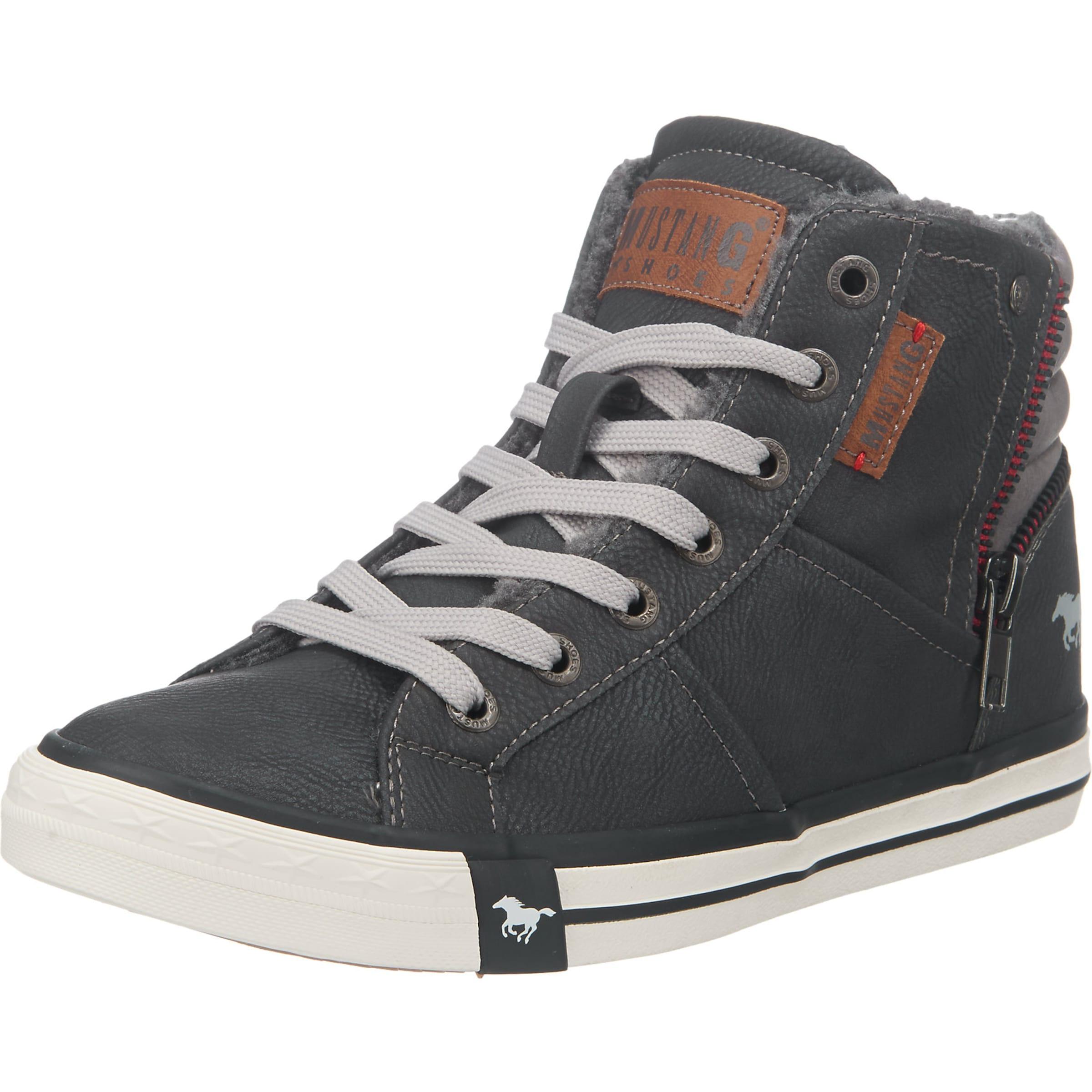 MUSTANG Sneaker in Leder-Optik Günstige und langlebige Schuhe