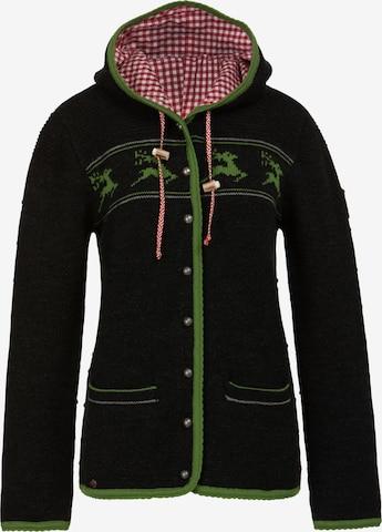 STOCKERPOINT Knit Cardigan in Grey