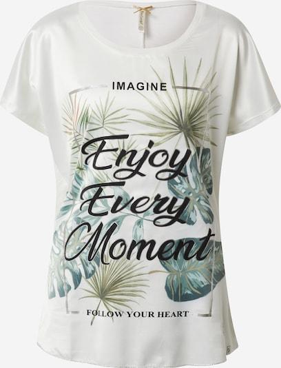 Key Largo Koszulka  ENJOY w kolorze mieszane kolory / offwhitem OU4yCkqG
