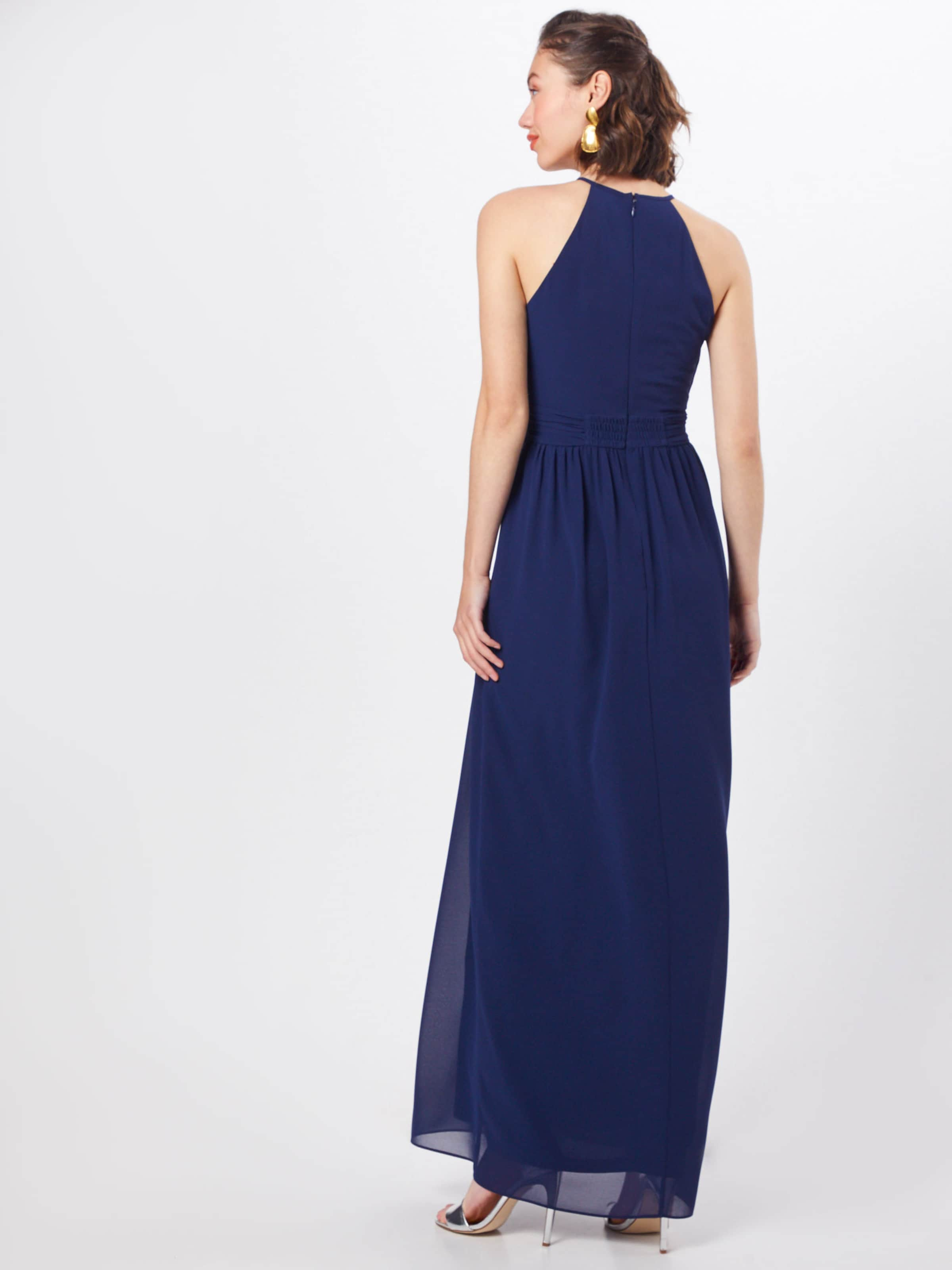 Bleu Marine Robe 'serene De Tfnc Maxi' En Soirée rCxoedB