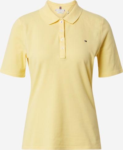 TOMMY HILFIGER Shirt in de kleur Lichtgeel, Productweergave