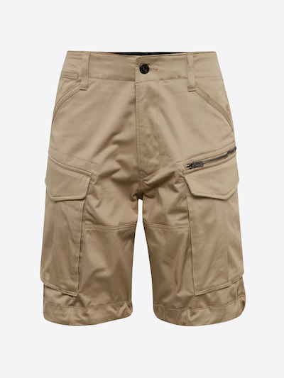 G-Star RAW Shorts 'Rovic' in beige: Frontalansicht
