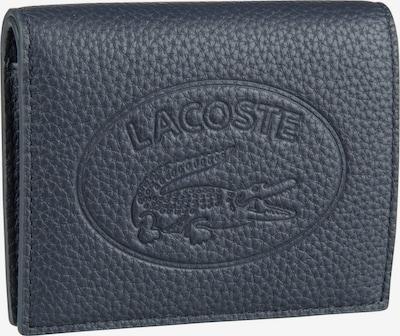 LACOSTE Geldbörse ' Croco Crew  ' in blau, Produktansicht