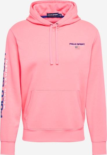 POLO RALPH LAUREN Bluzka sportowa w kolorze stary różm: Widok z przodu