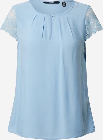 VERO MODA Shirt 'NINA' in blau, Produktansicht