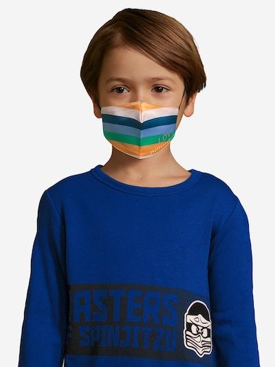 DELICATELOVE Stoffmasken 'Rainbow' in mischfarben: Frontalansicht