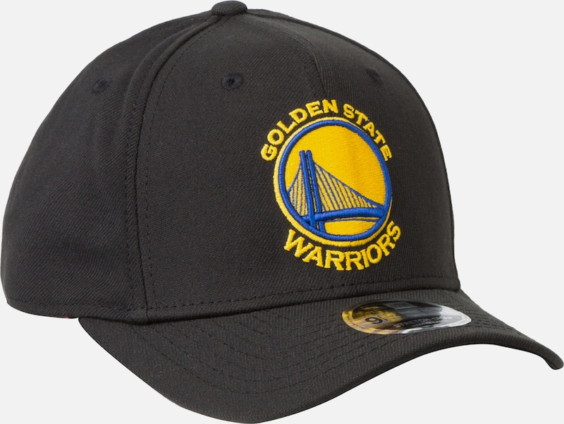 Era GeelZwart 9fifty Warriors Pet State Stretch Nba New Snap Golden In strdQChx