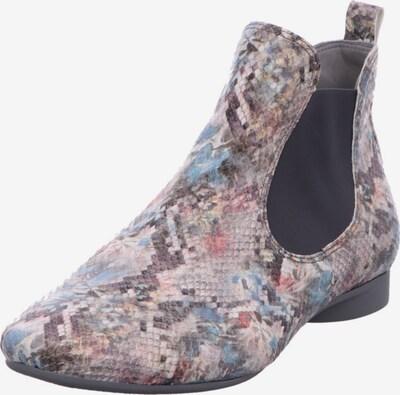 THINK! Chelsea Boots in mischfarben / schwarzmeliert, Produktansicht
