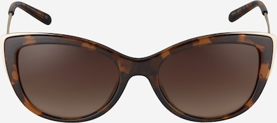 Michael Kors Sunglasses 'Mk 2127u' in Beige / Dark brown / Gold, Item view