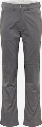Pantaloni sport 'Pro Trs' CRAGHOPPERS pe gri: Privire frontală