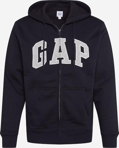 GAP Sweatjacke 'CHL FZ ARCH' in schwarz, Produktansicht