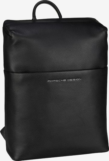 Porsche Design Laptoprucksack 'Cervo 2.1 Svz' in schwarz, Produktansicht