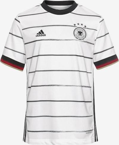 Tricou funcțional 'EM 2020 DFB' ADIDAS PERFORMANCE pe galben / roşu închis / negru / alb, Vizualizare produs