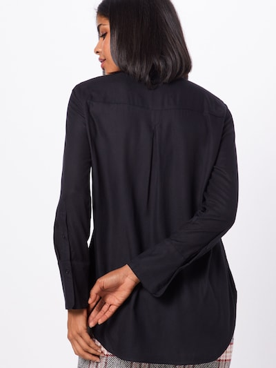 SET Bluzka w kolorze czarnym: Widok od tyłu