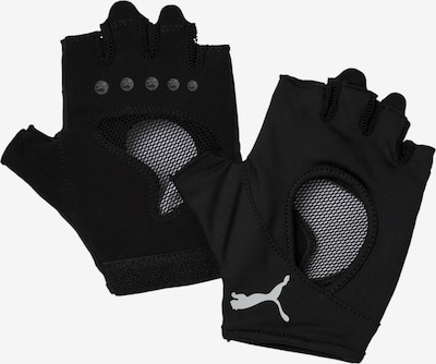 PUMA Sporthandschoenen 'Active Training' in de kleur Zwart, Productweergave