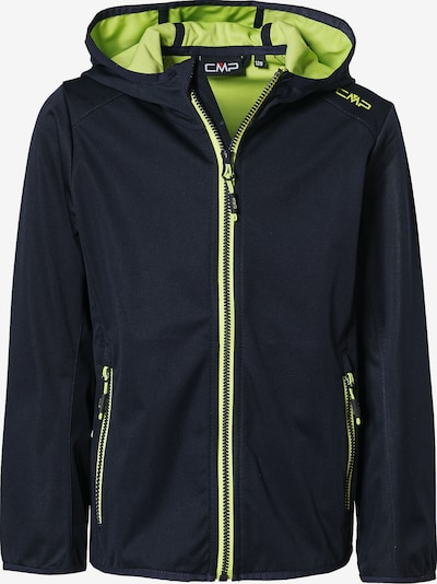 CMP Jacke in nachtblau / apfel, Produktansicht