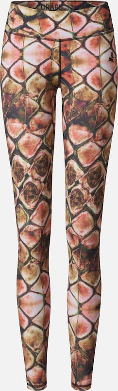 CURARE Yogawear Leggings 'Breath'